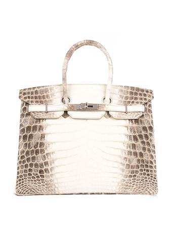 3c0e83d8355a На аукционе Christie's продана самая дорогая сумка Hermès Birkin