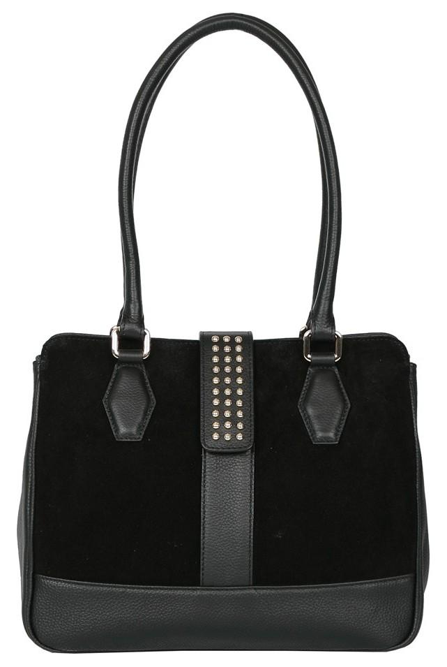 8654a3ccf46a Сумка женская GALADAY GD5736-black   Замшевые сумки - Купить ...
